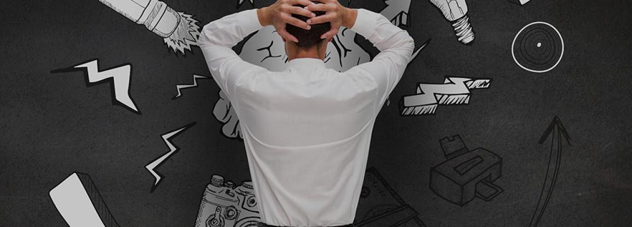infographie sur le stress et hypnose