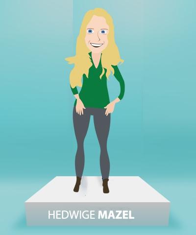 illustration de Hedwige Mazel formatrice en hypnose