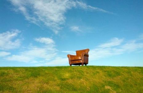 photo d un fauteuil de psychopraticien
