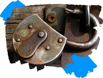 Photo d un cadenas ouvert representant les ouvertures que peut permettre le praticien pnl