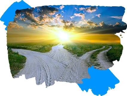 photo representant les differents chemins possibles etudies en stage pour developpez votre activite