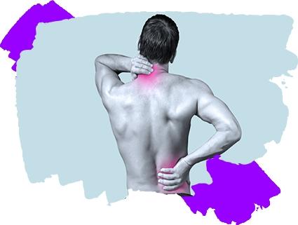 Photo representant l action de l hypnose sur la douleur